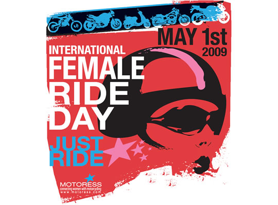 Females Ride Day