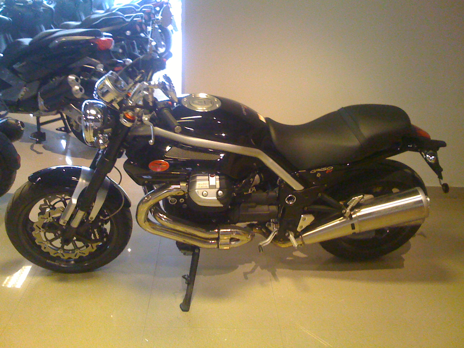 Yamaha Motorcycles Showroom In Kuwait