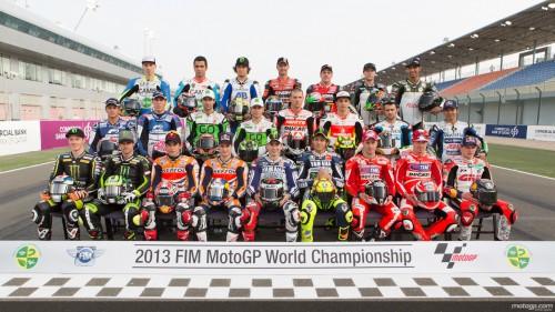 2013 MotoGP class